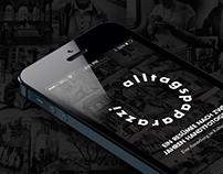 alltagspaparazzi - Exhibition App