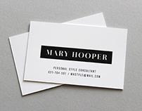 Mary Hooper Identity