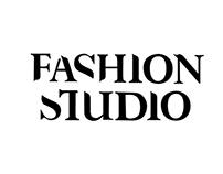 Fashion Studio typeface / magazine