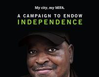 MIFA | Endowment Campaign