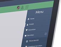 Energybattle application + UI-Kit
