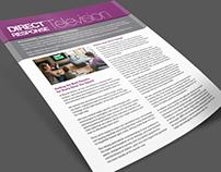 Exacta Media - Direct Response TV - Fact Sheet