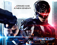 ROBOCOP - KEY ART - MOVIE POSTER