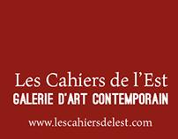 Les Cahiers de l'Est - Event Promotion