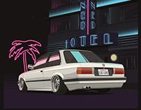 80's Icon - The E30