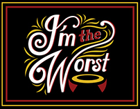 I'm the Worst: Board Game Concept & Design