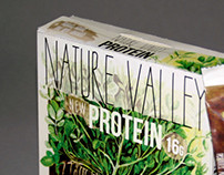 Nature Valley packaging