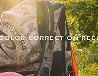 2018 Color Correction Reel