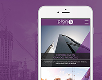 Plan B Asesores - Web