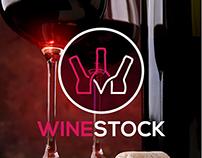 Winestock App UI