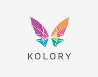 Kolory - Brand Identity