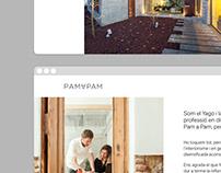 PAMAPAM, projectes d'arquitectura