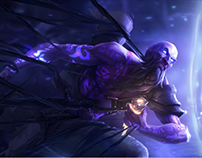 Ryze - League of Legends - Login Screen
