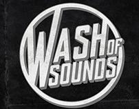 Wash of Sounds Logo Design