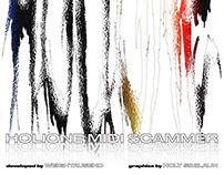 HOLIONE MIDI SCAMMER - logo & wallpaper