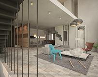 Interior Casa MBG
