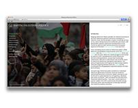 Mapping Palestinian Politics