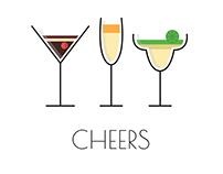 Cheers | Motion Design