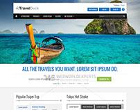 Travel Duck - Web Portal Development