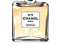 Chanel No.5 Parfum & Quote