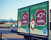 Paris - Campaña Club de los Juguetes Navidad