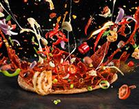 Pizza Capers - Inferno Pizza