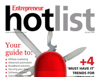 Magazine Layout Mock-Ups