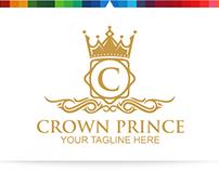 Crown Prince   Logo Template