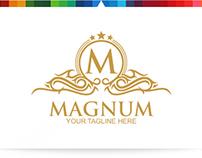 Magnum   Logo Template