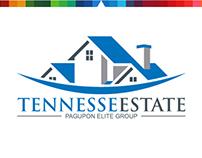 Pagupon Estate   Logo Template