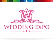 Wedding Expo   Logo Template