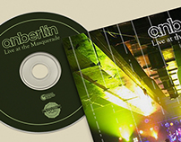 Anberlin Live - From my Graphic Design Portfolio