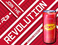 Rev3 Energy Drink