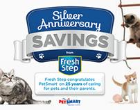 Silver Anniversary Savings