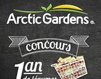 Arctic Gardens Promotion Facebook