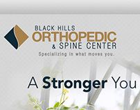 Orthopedic Website // New Design Template