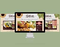 Cooks.com redesign