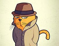 Spy Cat!