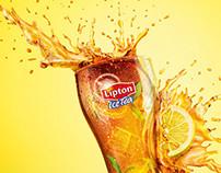 Lipton Ice Tea - Key Visual