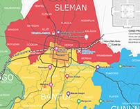 Peta Wisata Yogyakarta 2014 | Yogyes.com
