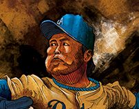 Athlete Illustration _ RYU