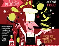 Pancake Poster