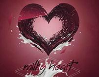 Milky Heart
