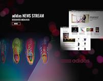 The News Market, WordPress Portfolio Site