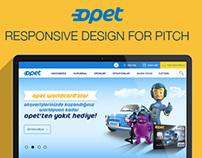 Opet Responsive Design