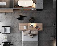 Mia Fora' Bedroom