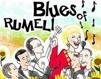 Blues of Rumeli albüm kapağı
