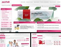 Aché Web Site