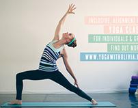 Yoga Branding & Photography