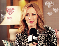 Kylie Minogue, Guilty Pleasures for MTV